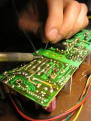 Ремонт ЖК (LCD, TFT) мониторов оперативно и