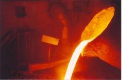 Промышленное стальное литье