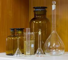 Научно-исследовательские работы в химии