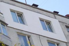 Warming of walls, Kharkiv, warming of walls