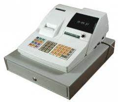 Fiskalization, service of cash registers