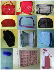 We offer individual tailoring of bags, portfolios,
