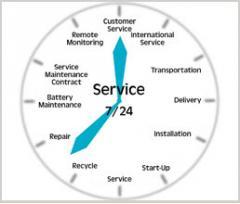 Repair, service, Uninterruptible power supply