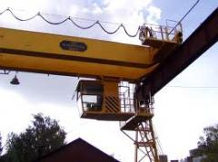 Production of seats of operators of electrobridge