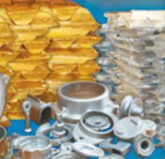 Производство литья: цветное  Изготовление отливок из алюминиевых и цинковых сплавов методами литья в кокиль и под высоким давлением