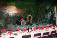 Проведение корпоративных вечеринок, свадеб, семинаров в сети отелей