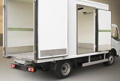 Производство изотермических фургонов любого...
