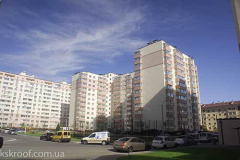 Repair of a flat roof for ZHEKOV and OSBB