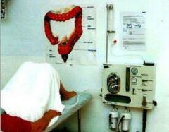 Орошение кишечника