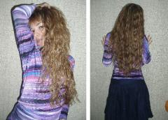 Hair extension (8 ways)