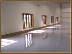 Repair of floors
