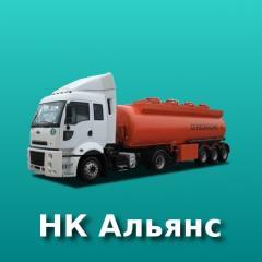 Бензин оптом Украина: А-76 80, А-92, А-95, А-95