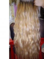 Наращивание волос, Донецк