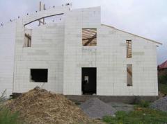 Строительство энергосберегающих зданий.