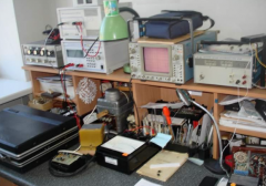Repair of laboratory equipment in Ukraine, repair