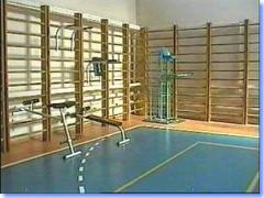 Construction and equipment of sports constructions