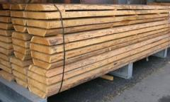 Export of the thermoprocessed timber, thermoboard