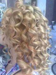 Биозавивка волос киев, биозавивка цена, биозавивка
