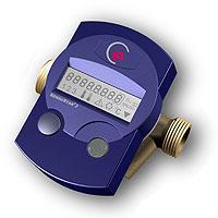 Installation of counters of heat, heat meters