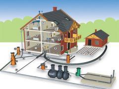 Montaggio e ricostruzione degli impianti di