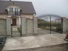 Послуги з будівництва огороджень, огорож, заборів