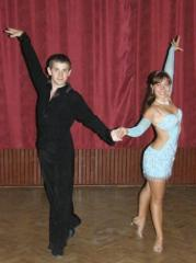 Обучение танцам в Киеве - латина