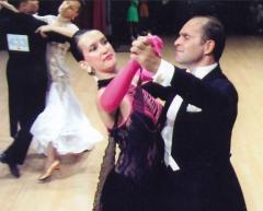 Обучение бальным танцам в Киеве