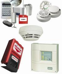 Монтаж на системи за пожарна сигнализация