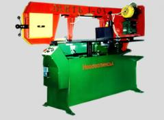 Cutting of metal rolling of any brand of steel on