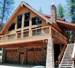Строительство загородных домов. Проектирование и строительство деревянных домов. Цены антикризисные.