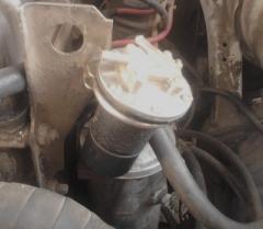 Repair of electric gasoline pumps
