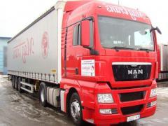 Cargo transportation no problem!
