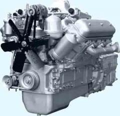 Ремонт двигателей МАЗ