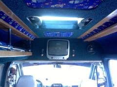 Перетяжка потолка автобуса Черновцы