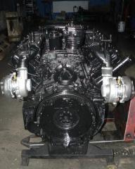 Капитальный ремонт двигателей к автотракторной