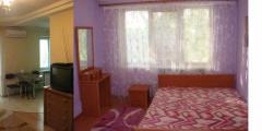 Аренда квартир посуточно и почасово. (2-х комнатная) двухкомнатная квартира в Запорожье, Центр , ул. Украинская, 42. Категория: Люкс «Студия». Для командировочных выдаются документы на проживание.