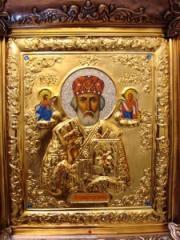 Изготовление икон из золота