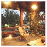 Проектирование и создание систем декоративного освещения сада