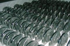 Forge and press and machine processing of metals,