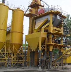 Модернизация, реконструкция асфальтосмесительных