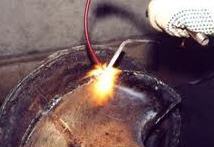 Repair of automatic molding machines