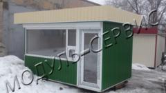 Modular building, shop, boutique, pavilion, booth,