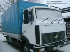 Transportation to any city of Ukraine