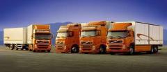 Послуги з перевезення вантажів