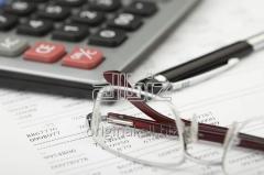 Ведение бухгалтерского учета клиента на...