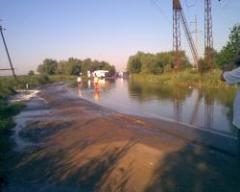 Расчистка водоёмов Одесса область