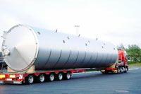 Oversized transportations