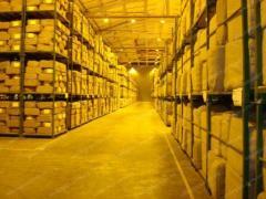 Cдаем склады под ответственное хранение товаров в