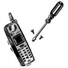 Ремонт аппаратов сотовой связи