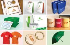 Печать рекламы, логотипов, надписей на
